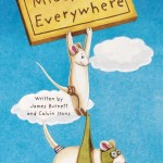 Origo Education -  'Mice, mice, everywhere' illustrated storybook  (detail). Watercolour